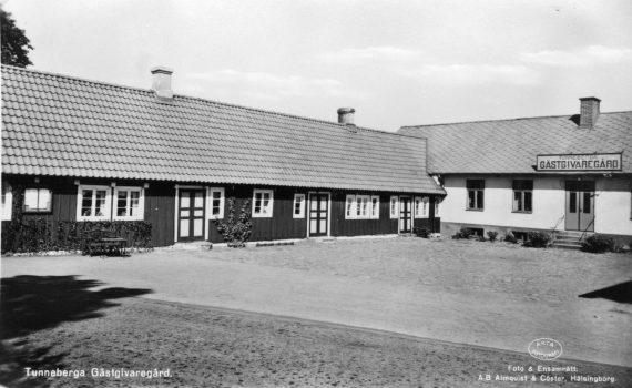 Tunneberga-Gästgifvaregård-1945